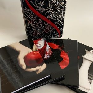 Other - Twilight Collectible Journals with Tin